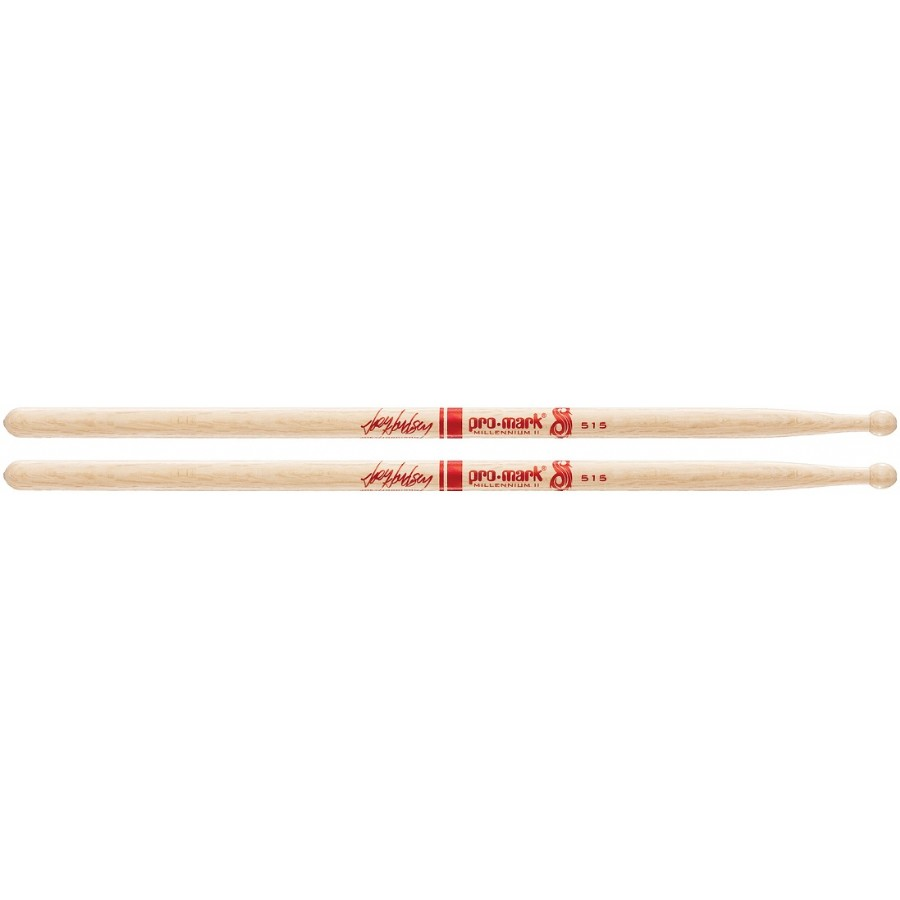 Promark PW515W Shira Kashi Oak 515 Joey Jordison Wood Tip