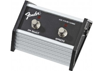 Fender 2-button FM65DSP and Super-Champ XD Footswitch - Footswitch