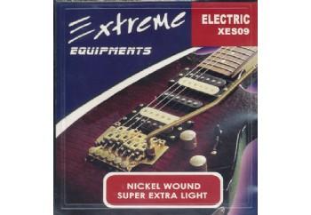 Extreme XES09 Takım Tel - Elektro Gitar Teli 009-042