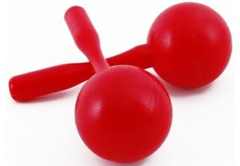 MAC M22 RED - Kırmızı - Plastik Marakas