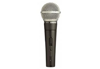 Shure SM58SE - Dinamik Vokal Mikrofonu