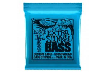 Ernie Ball 2835 Extra Slinky Takım Tel - Bas Gitar Teli 040-095