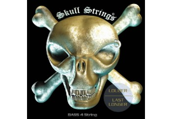 Skull Strings B4XL - BASS 4 String XL Takım Tel - Bas Gitar Teli 040-100