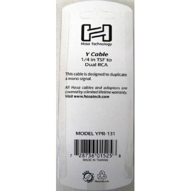 Hosa Technology YPR131