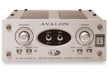 Avalon U5 - Enstrüman Preamfisi