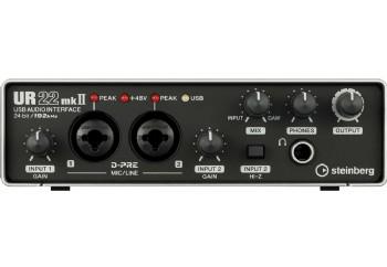 Steinberg UR22 MKII - Ses Kartı
