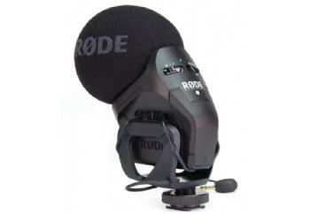 Rode VideoMic Stereo Pro - Shotgun Kamera Mikrofonu