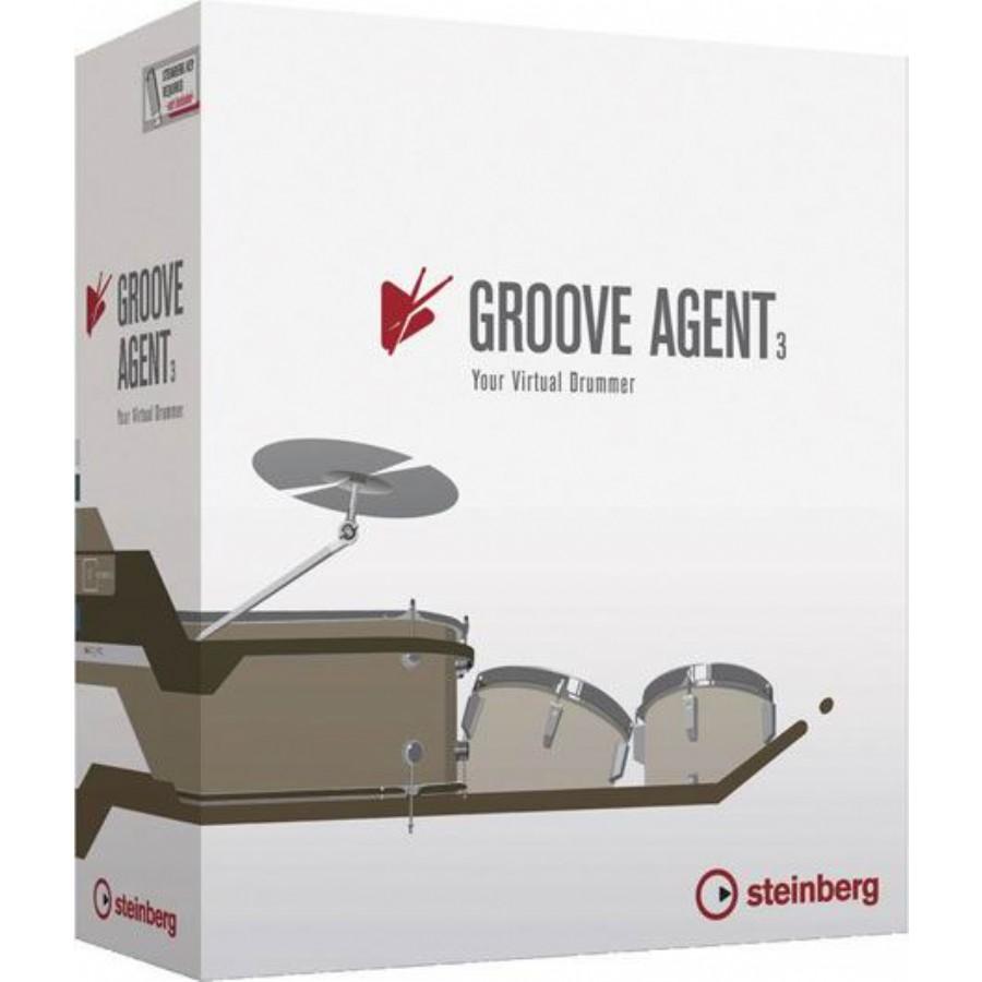 Steinberg Groove Agent 3.0 (Eğitim) UD <- V1