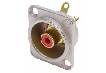 Neutrik NF2D-2 - Şasi Tipi RCA Dişi Konnektör