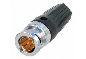 Neutrik NBNC75BLP7 - BNC Arka Büküm Kablo Konnektörü