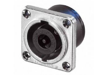 Neutrik NL8MPR - Şasi Tipi SPEAKON Erkek Fiş (4 Pin)