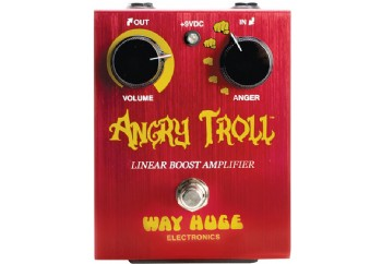 Jim Dunlop Angry Troll Boost WHE101 - Boost Pedalı