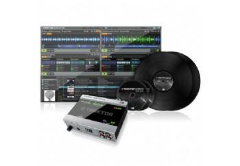 Native Instruments Traktor Scratch A6 - Ses Kartı + Traktor Pro 2.5 Yazılım + Scratch Vinyl/CD