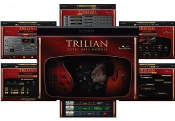Spectrasonics Trilian Bass Module Software - Müzik Yazılımı