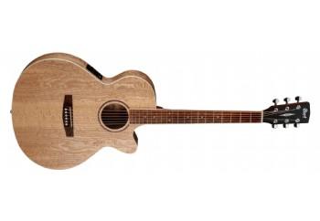 Cort SFX-AB Open Pore Natural - Elektro Akustik Gitar