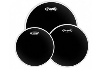 Evans Onyx 2 Drumhead Pack Standard ETP-ONX2-S - Tom Derisi Seti