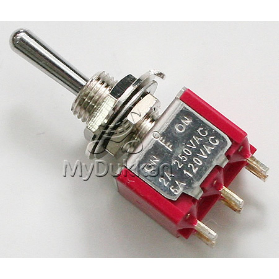 DiMarzio EP1107 DPDT Mini Switch