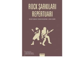 Rock Şarkıları Repertuarı Kitap - Bülent İşbilen & Özhan Gölebatmaz & Güray Demir