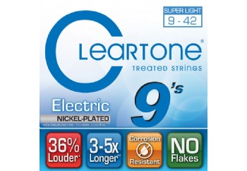 Cleartone 9409 EMP Electric Guitar Strings Takım Tel - Elektro Gitar Teli 009-042