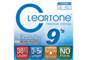 Cleartone 9419 EMP Electric Guitar Strings Takım Tel - Elektro Gitar Teli 009-046