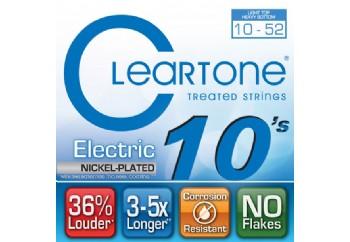 Cleartone Electric LTHB 10-52 Takım Tel - Elektro Gitar Teli 010-052