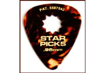 Star Picks Tortoise shell Heavy - 0.96 mm - 1 Adet