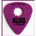 Star Picks Delrin Pick