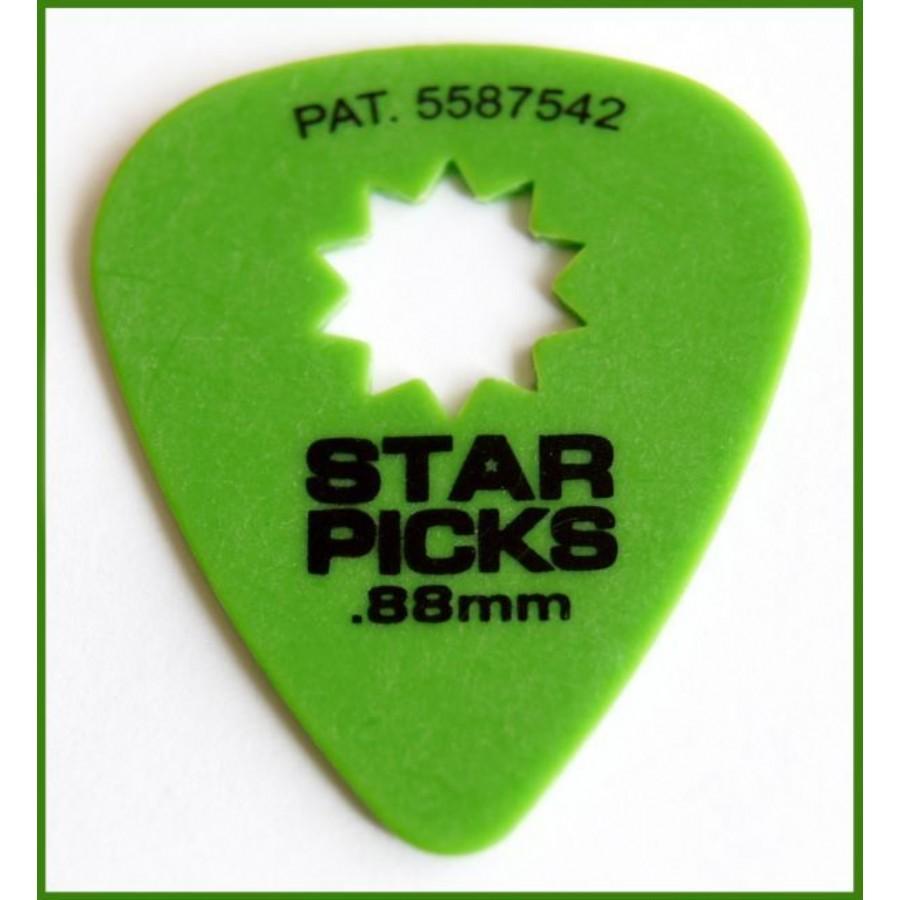 Star Picks Delrin Pick
