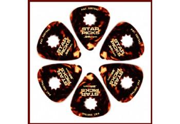 Star Picks Tortoise pack Heavy - 0,96 mm - 6 Adet - Pena