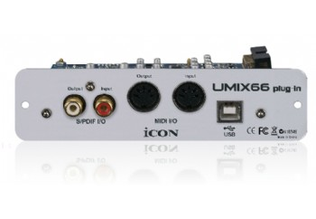 Icon Umix 66 - Ses Kartı