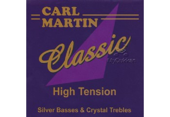 Carl Martin High Tension Classic Strings Takım Tel - Klasik Gitar Teli