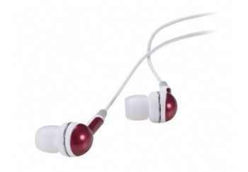 Icon Scan 2 In-Ear Headphones Bordo - Kulakiçi Kulaklık