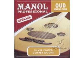 Manol MOS95BK - Ud Teli