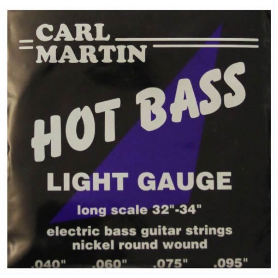 Carl Martin Hot Bass Light Strings