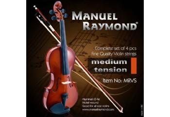 Manuel Raymond MRVS Takım Tel - Keman Teli