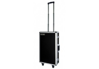 Joyo RD1 Pedal Case with Trolley Wheels & Telescopic Handle - Pedal Board & Taşıma Çantası