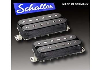 Schaller Humbucker Golden 50 Siyah - Manyetik Seti