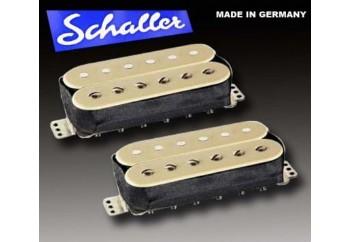 Schaller Humbucker Golden 50 Krem - Manyetik Seti