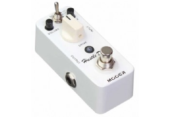 Mooer MDS2 Hustle Drive - Distortion Pedalı