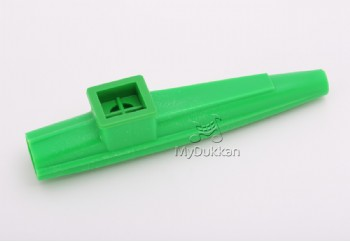 Jim Dunlop Scotty's Kazoos Yeşil - Kazoo