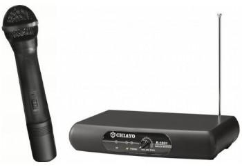Chiayo R1001/Q1002 - Telsiz Mikrofon Sistemi (Wireless-Kablosuz)