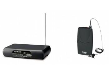 Chiayo R1001/M1002 - Tekli Kablosuz Yaka Mikrofonu (Wireless-Kablosuz)