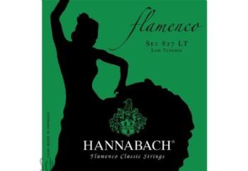 Hannabach 8278 LT Flamenco Classic, 3-Treble Set Alt 3 Tel - Flamenko Gitar Teli