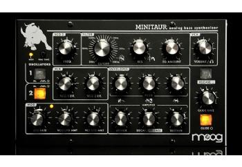 Moog Minitaur - Analog Synthesizer