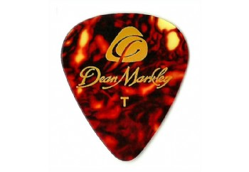 Dean Markley Tortoise Picks Thin 0.50mm - 1 Adet