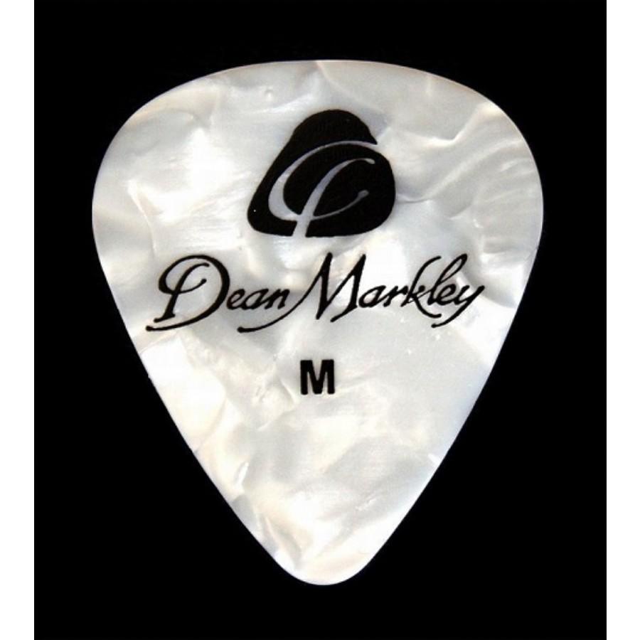 Dean Markley White Pearl Picks