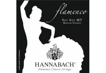 Hannabach 8278 MT Flamenco Classic, 3-Treble Set Alt 3 Tel - Flamenko Gitar Teli