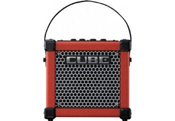 Roland Micro Cube GX Kırmızı - Elektro Gitar Amfisi