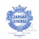 Jargar Violoncello 4/4 Chrome steel Set, Medium