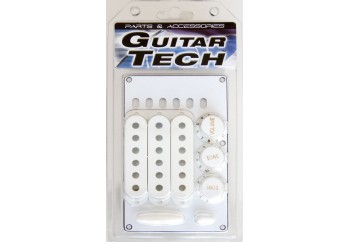Guitar Tech Accessory Kit White - Aksesuar Kiti